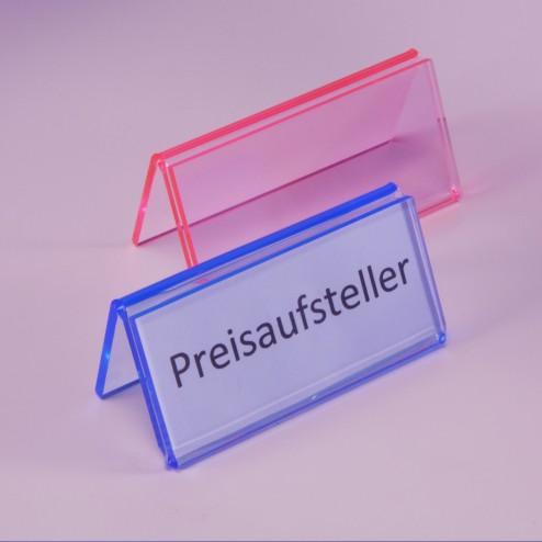 Preisaufsteller x Large Fluori - acrylic-store.de