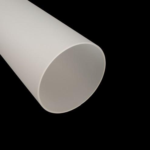 Acrylglas XT Rohr Opal von Grünke® Acryl Ø 150mm / 144mm - acrylic-store.de