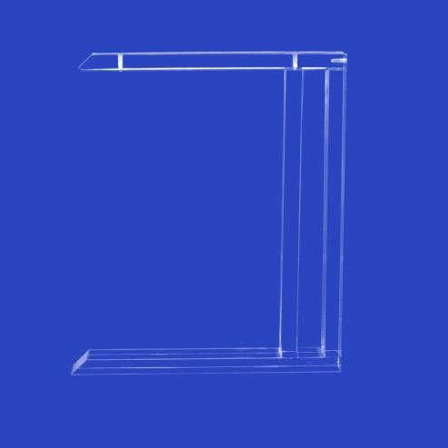 Original Grünke Ständer S1 -seitenansicht- für Buffet - Grünke Acryl