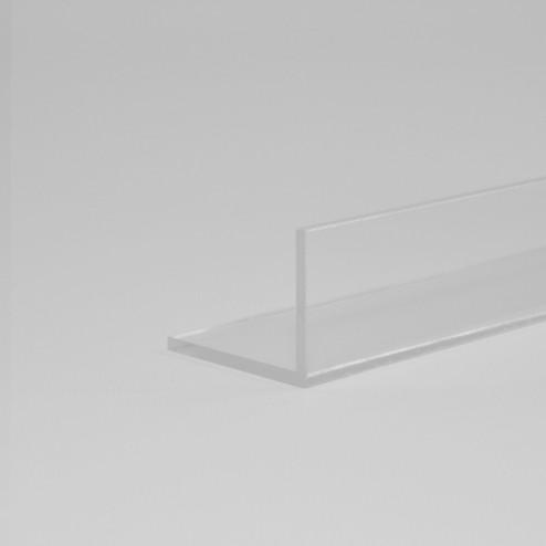 Winkelleiste profil aus Acrylglas farblos nach Wunschmaß 02 Grünke® Acryl acrylic-store.de