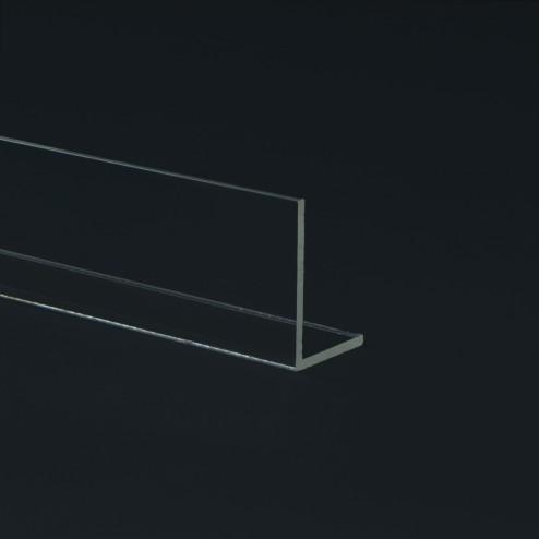 Winkelprofil aus Acrylglas farblos klar Transparent 100 x 50 x Wunschlänge 01 Grünke Acryl