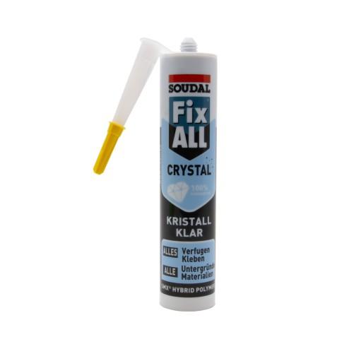 Soudal Fix All Crystal bei Grünke Acryl acrylic-store.de