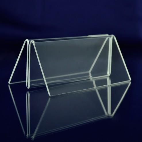 Tischkartenhalter Speisekartenhalter Kartenhalter M Original von Grünke® Acryl