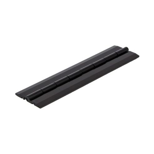 Klavierscharnier aus Acrylglas schwarz glänzend - 02 Grünke Acryl - acrylic-store.de