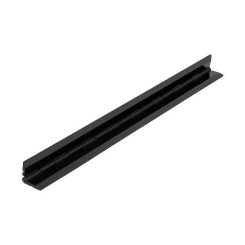 Klavierscharnier schwarz aus Acrylglas Grünke Acryl acrylic-store.de 02