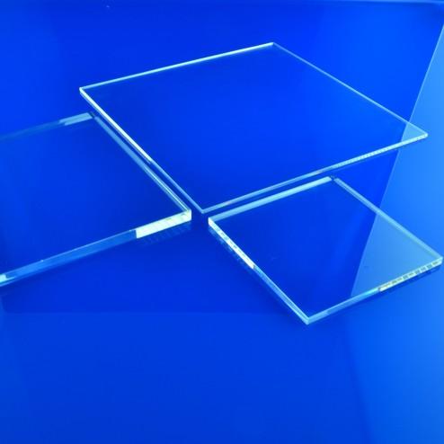 Grünke Acrylglas Zuschnit 03 farblos 15mm