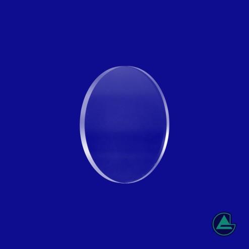 Acrylglas xt Rund Kreis Zuschnitt Rundscheibe farblos klar Wunschdurchmesser günstig - Acrylic-store.de
