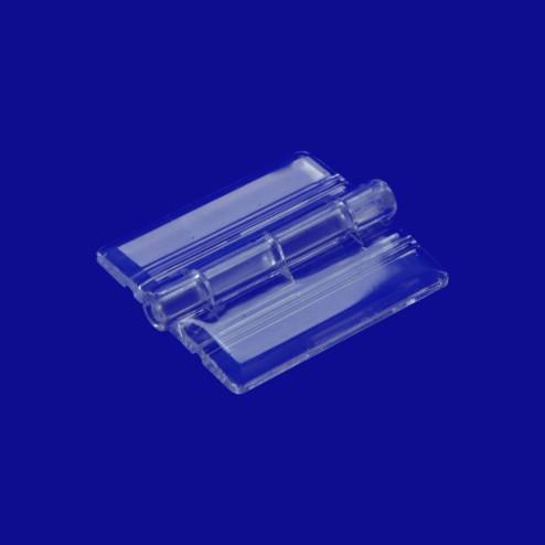 Scharnier aus Acrylglas Bild 1 - Grünke Acryl