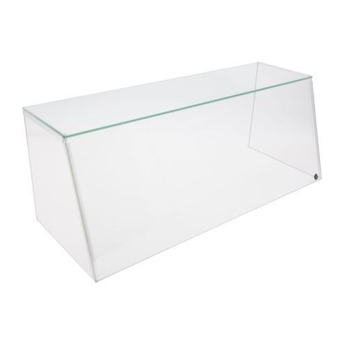Spuckschutz aus ESG Glas Breite 82cm Grünke Acryl