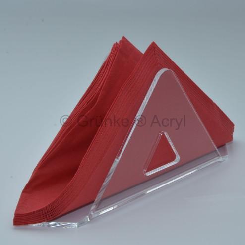 Serviettenhalter Hirukia - Serviettenständer - von Grünke ® Acryl -acrylic-store.de