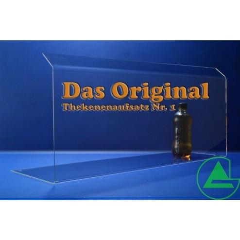 Thekenaufsatz / Spuckschutz Nr.1