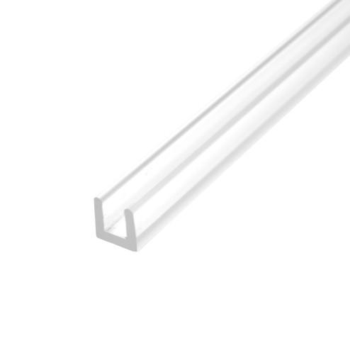 Acryglas Schlagzäh U-Profil für 4mm Material Grünke ® Thumbnail  acrylic-store