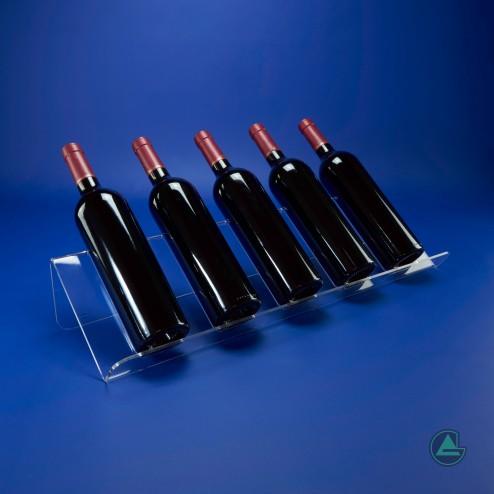 Grand vin no. 4 Weinhalter Weinständer weinregal Original Grünke® Acryl - Acrylic-store.de