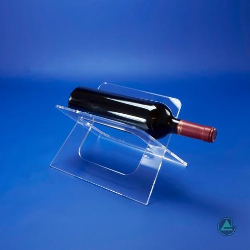 Grünke® Acryl Weinhalter Weinregal Weinständer No 2  - 01