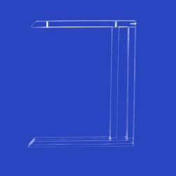 Grünke® Acryl Ständer S1 aus Acrylglas für Buffet