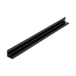 Grünke® Klavierscharnier aus Acrylglas 30,48cm schwarz glänzend