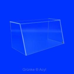 Tisch & Verkaufsaufsatz steckbarer Spuckschutz SEO System Easy One (Breite:62cm ohne Tablett)