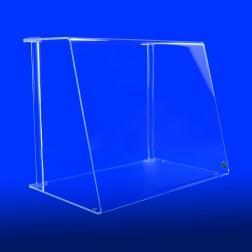 Original Grünke® Spuckschutz Nr. 4 SH Tischaufsatz, Verkaufstheke