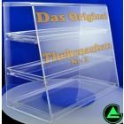 Spuckschutz Nr.3 Original Grünke® Acryl Thekenaufsatz Premium - front - Grünke® Acryl