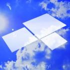 Acrylglas xt Weiß Zuschnitt Platte Wunschmaß kaufen Grünke® Acryl - acrylic-store.de