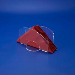 Design Serviettenhalter Wave aus Acrylglas