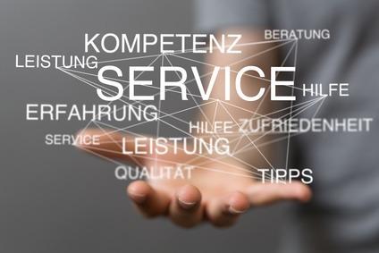 Grünke Beartung Serviceangebot